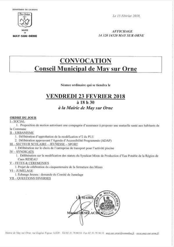 convocation_conseil_municipal_23fevrier2018